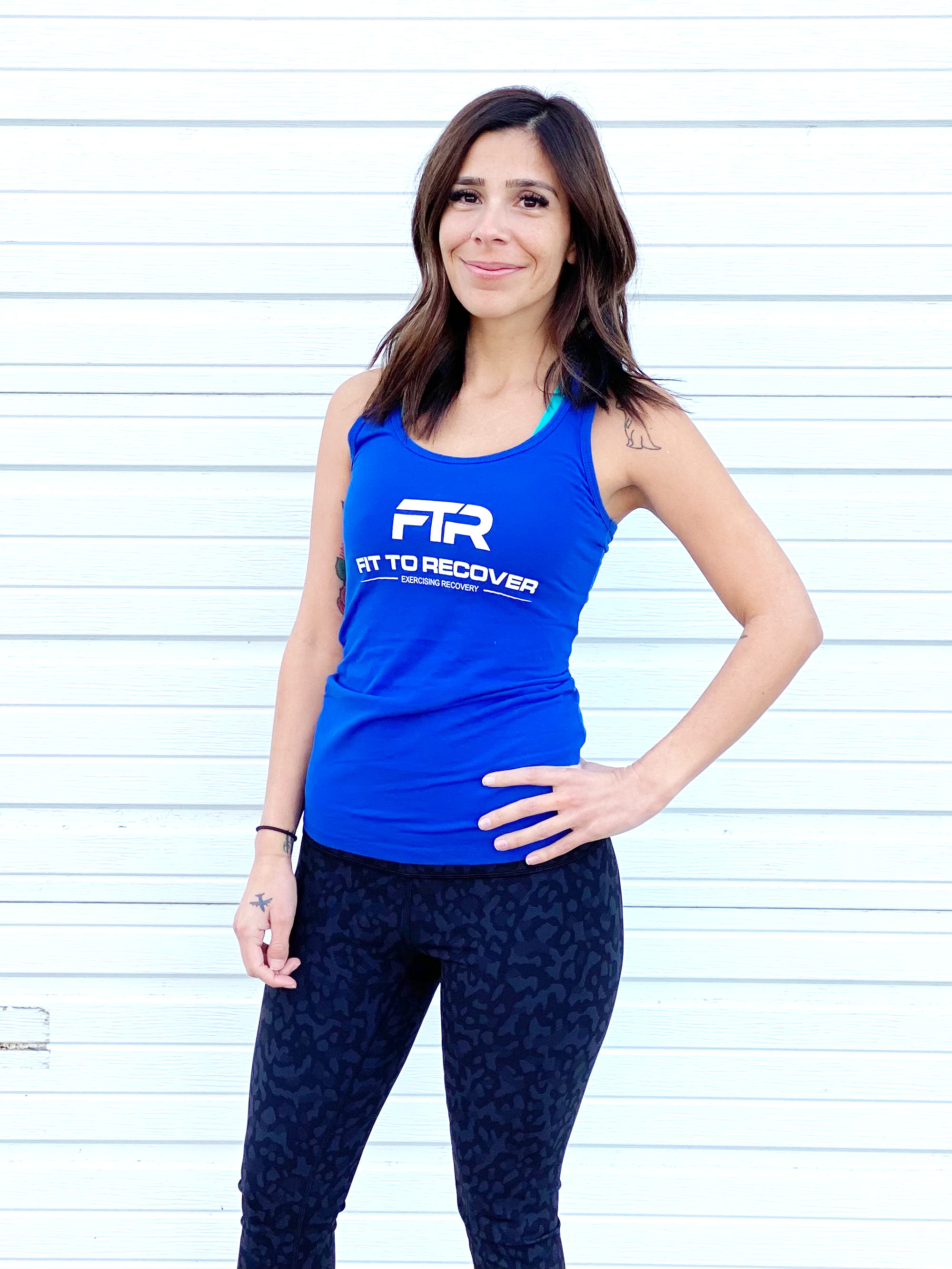 Women's Classic Fitted Tank